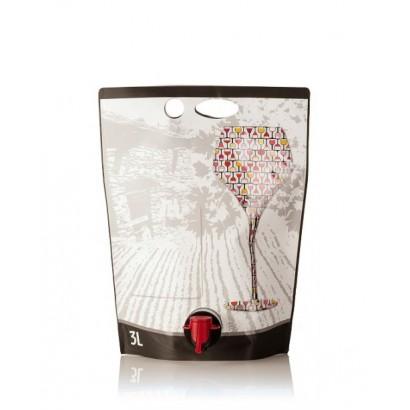 BAG IN BOX - DOJPAK 3L za vino 10 kos