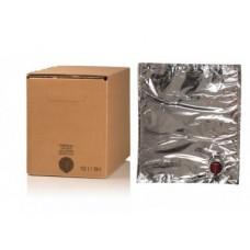 BAG IN BOX 10L za vino 5 kos (vrečka v. vog.+ karton) - avtomatsko dno