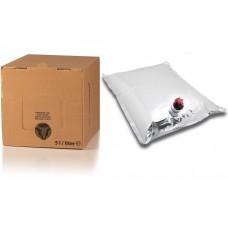 BAG IN BOX 20L za vino 5 kos (vrečka v. sr. + karton)