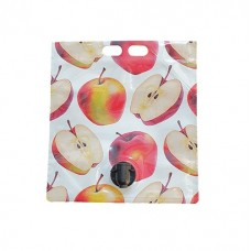 BAG IN BOX - DOJPAK 3L za sok - rdeče jabolko 10 kos