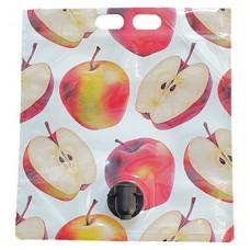 BAG IN BOX - DOJPAK 5L za sok - rdeče jabolko 10 kos