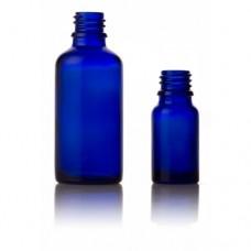 STEKLENICA ZA ETERIČNA OLJA 10 ml (modra)